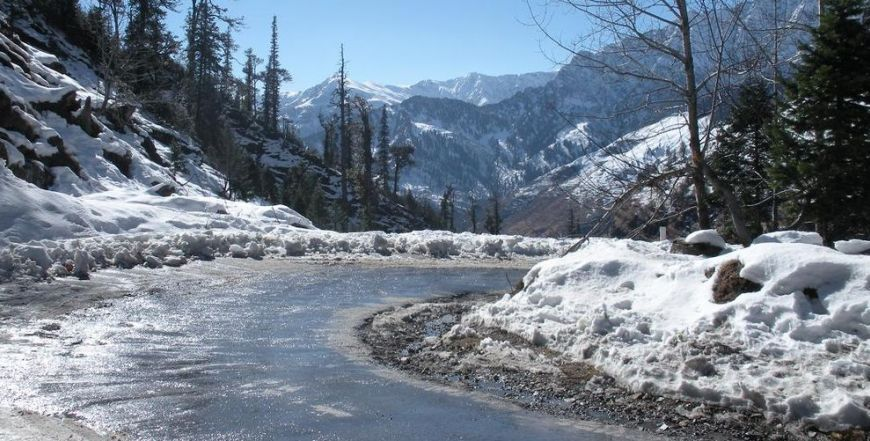 Manali-Winter