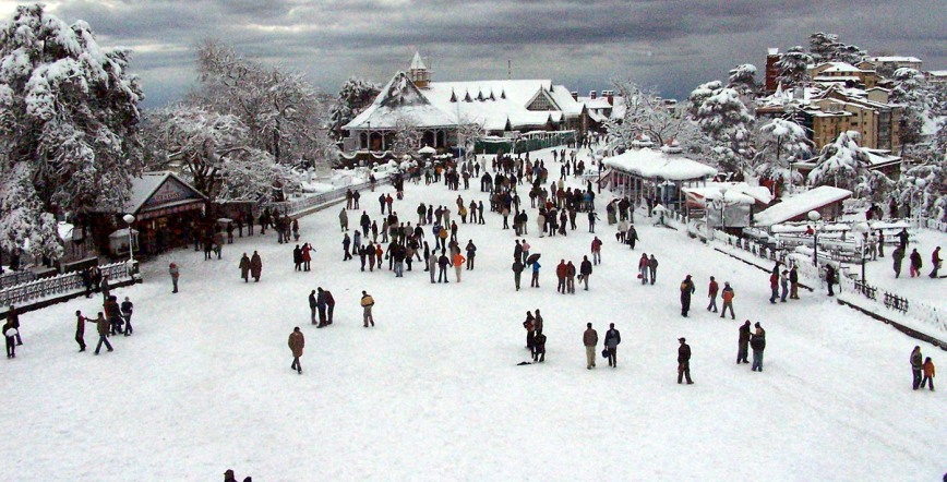 Shimla-winter